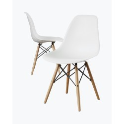 Milan Pair of Dining Chairs